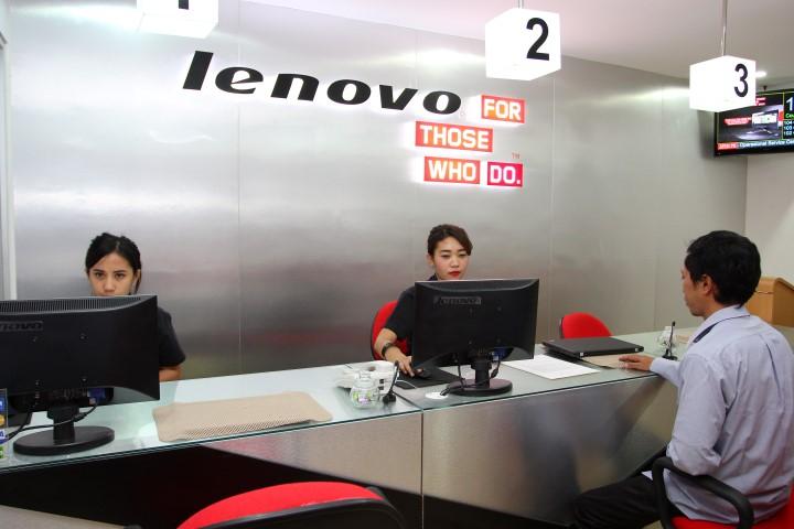 Layani Konsumen Kota Kembang dan Sekitarnya, Lenovo Buka Service Center di Bandung