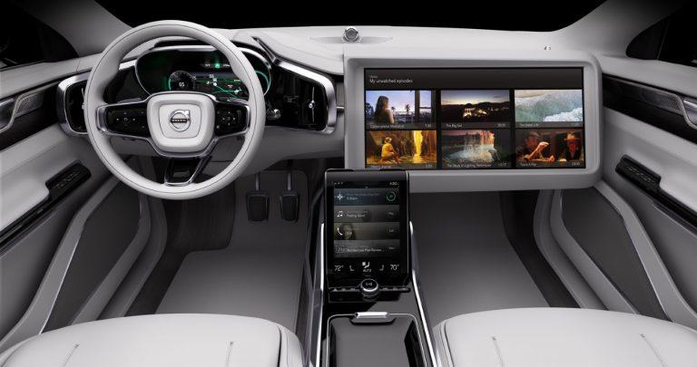 Demi Mobil Otomatis, Volvo Kembangkan Teknologi Streaming dengan Ericsson