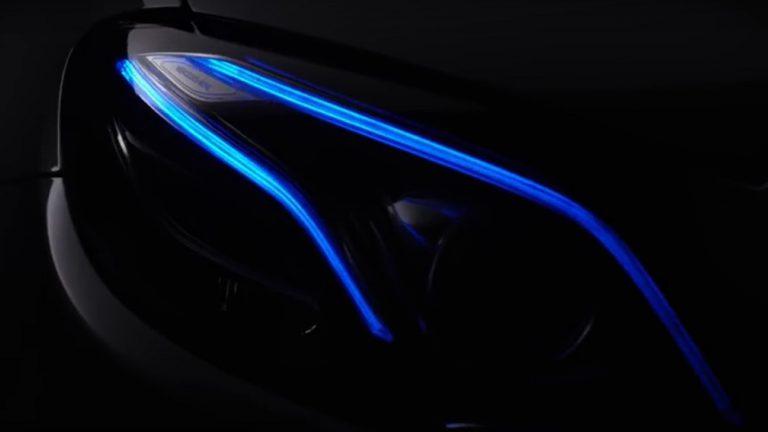 Mercedes-Benz E-Class Terbaru Gunakan Multibeam Headlight 84 LED