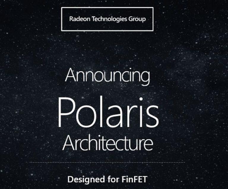 Polaris: Arsitektur GPU Pertama dari AMD dengan Pabrikasi 14 nm
