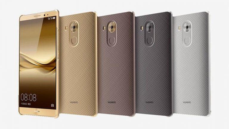 Di CES 2016, Huawei Perkenalkan Smartphone, Smartwatch, dan Tablet Baru