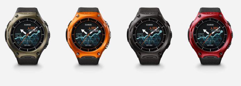 Casio Buat WSD-F10, Smartwatch untuk Para Petualang
