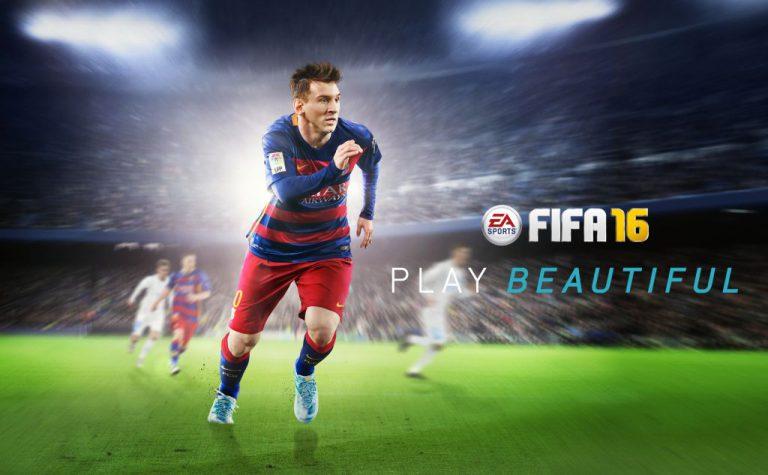 Figur Messi Mungkin Absen di Sampul Game FIFA 17
