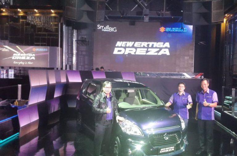 New Ertiga Dreza: Sudah Hadir, Low MPV Andalan Baru Suzuki di Tahun 2016