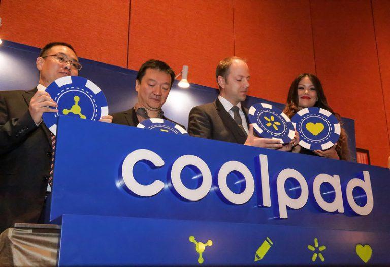 Hadir di CES 2016, Coolpad Perkenalkan Logo Terbarunya