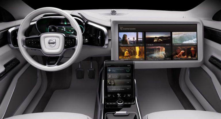 Survei Volvo, Konsumen Masih Butuh Setir pada Mobil Otomatis