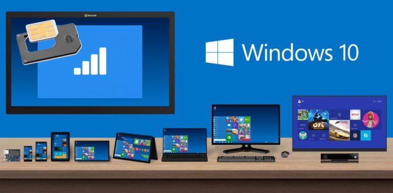 Apa Tujuan Microsoft Buat SIM Card Khusus untuk Perangkat Win10?
