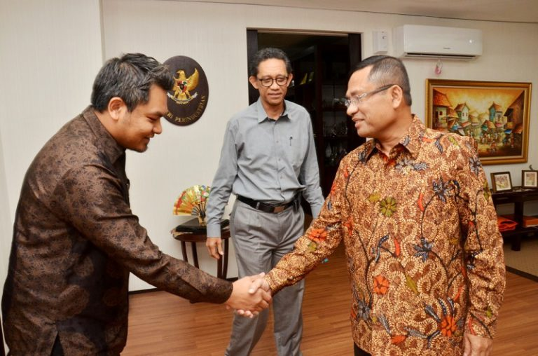 Gelaran IIMS 2016 Didukung Penuh Menteri Perindustrian Republik Indonesia