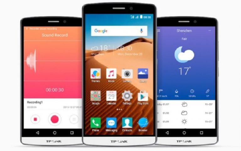 Tersedia Akhir Kuartal Pertama, Inilah Spesifikasi Ketiga Smartphone TP-Link