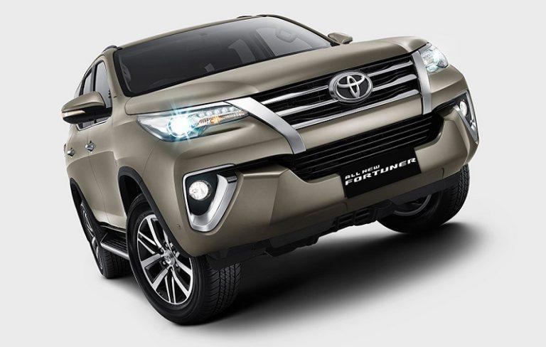Toyota Boyong All New Fortuner ke Indonesia Akhir Januari 2016