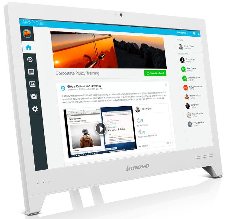 Lenovo Perkenalkan AirClass, Model Belajar Virtual yang Fleksibel