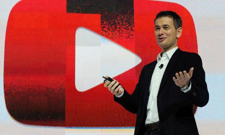 Bos YouTube Ramalkan Layanan Video Digital akan Lebih Dominan Ketimbang TV di 2020