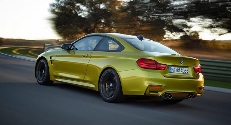 BMW akan Upgrade M3 dan M4 dengan Paket Kompetisi