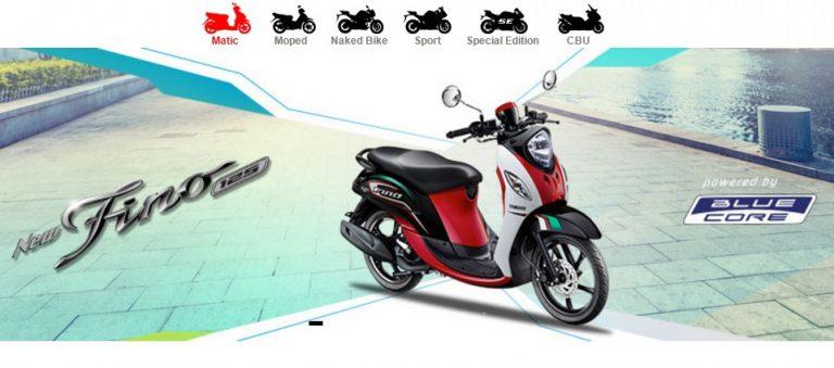 Lebih Dekat dengan Wanita Indonesia, Yamaha Perkenalkan New Fino 125 Blue Core
