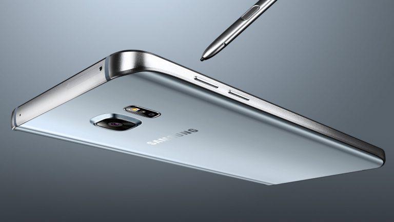 Di India, Samsung Perkenalkan Galaxy Note 5 Dual SIM