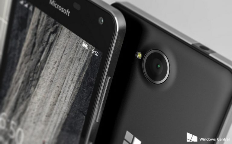 Lumia 650 Hadir 1 Februari, Satu-Satunya Lumia yang Diperkenalkan Microsoft Tahun ini