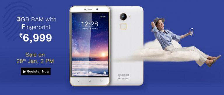 Coolpad Buka Pre-order Note Lite 3 Secara Perdana di India