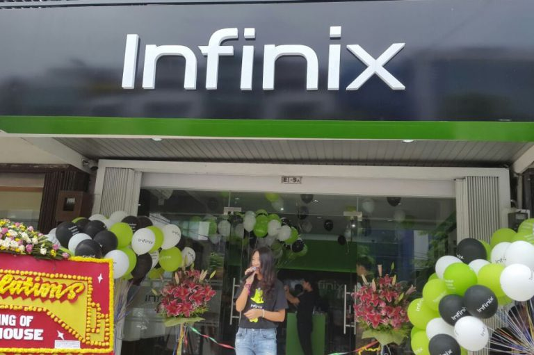 Infinix House: Experience Store Infnix Pertama di Asia Resmi Hadir di Kawasan ITC Roxy Mas
