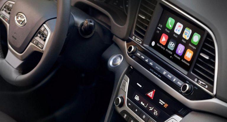 Hyundai Elantra Baru Akan Hadir dengan Android Auto dan Apple CarPlay