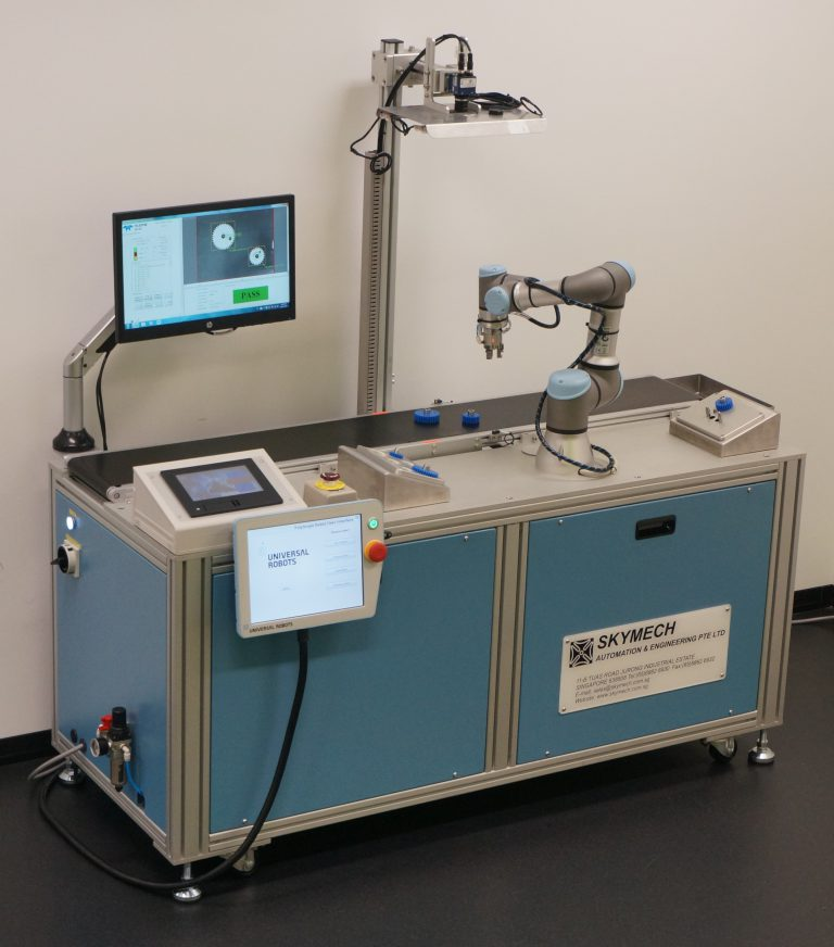 Bantu UKM, Universal Robots Buka Showroom Aplikasi