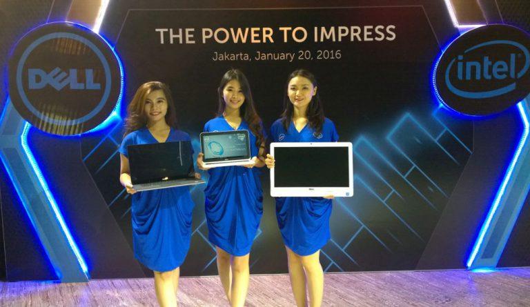 Diperkuat Prosesor Intel Skylake, Dell Hadirkan Lini Lengkap Laptop dan Desktop Baru di Indonesia