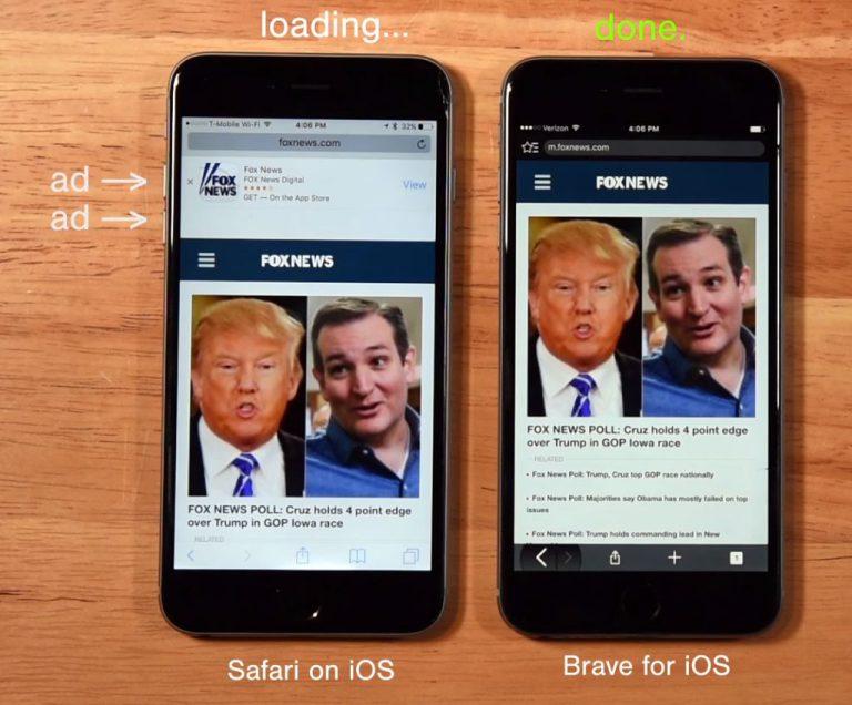 Brave: Browser yang Berkompromi dengan Pembaca, Penerbit, dan Pemasang Iklan