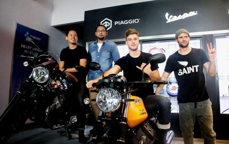 Potret Keindahan Alam Indonesia dari Moto Guzzi, PID Dukung Gelaran IMA 2016