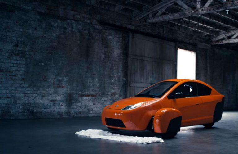 Elio Motors Bangun Kendaraan Roda Tiga untuk Mobilitas Perkotaan