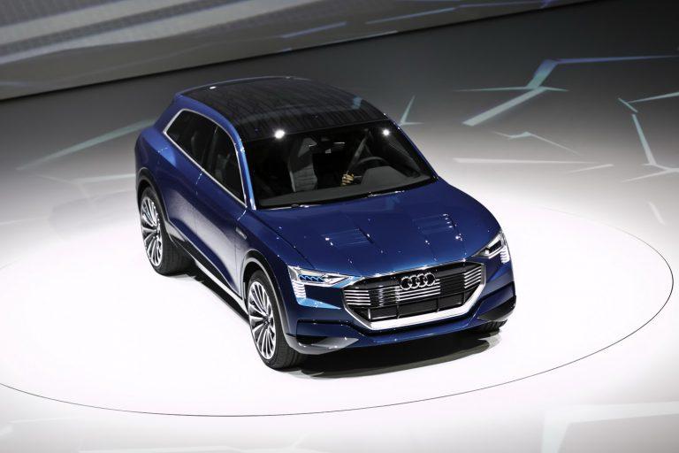 Semua Mobil Listrik Audi Q6 akan Dibangun pada Tahun 2018