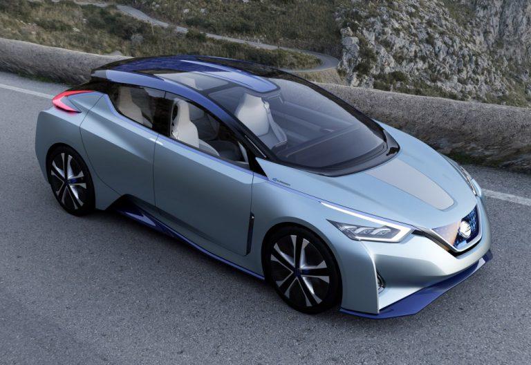 Renault Nissan akan Hadirkan 10 Mobil Otonom dalam Empat Tahun ke Depan