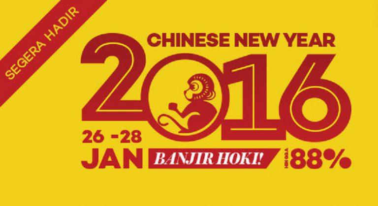 Siap-siap! Lazada Gelar Chinese New Year Sale, Diskon Hingga 88%