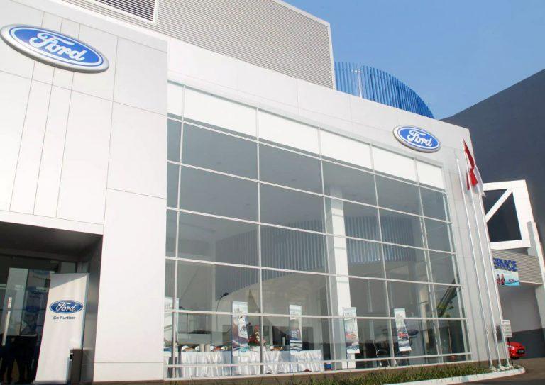 Semerah Apa Rapor Penjualan Mobil Ford di Indonesia dan Jepang?