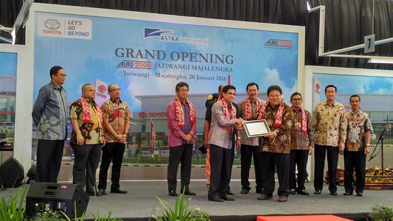 TAM Resmikan Outlet Pertamanya di Majalengka, Jawa Barat