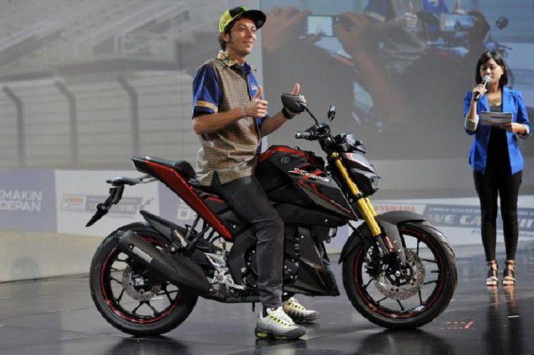 Gandeng VR46, Yamaha Perkenalkan Xabre untuk Konsumennya di Indonesia