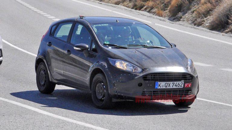 Ford Tidak Ada Rencana untuk Keluarkan Fiesta RS