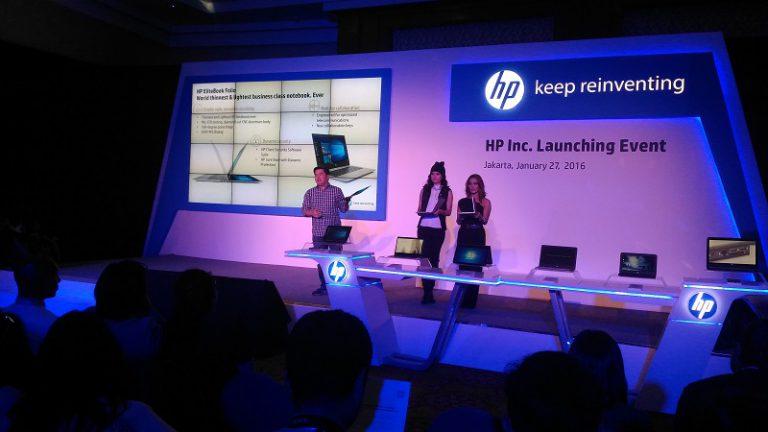 HP Inc. Perkenalkan Dua Notebook Terbarunya Khusus untuk Pebisnis