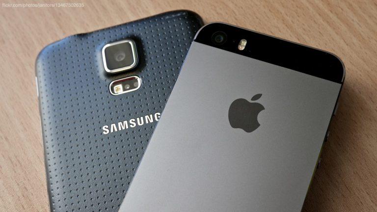 Samsung dan Apple Teratas dalam Belanja Semikonduktor Selama 2015