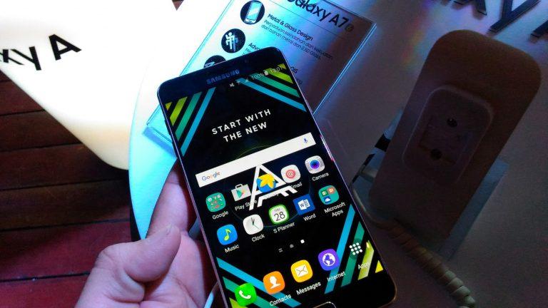 Inilah Keunggulan Samsung Galaxy A Terbaru versi 2016