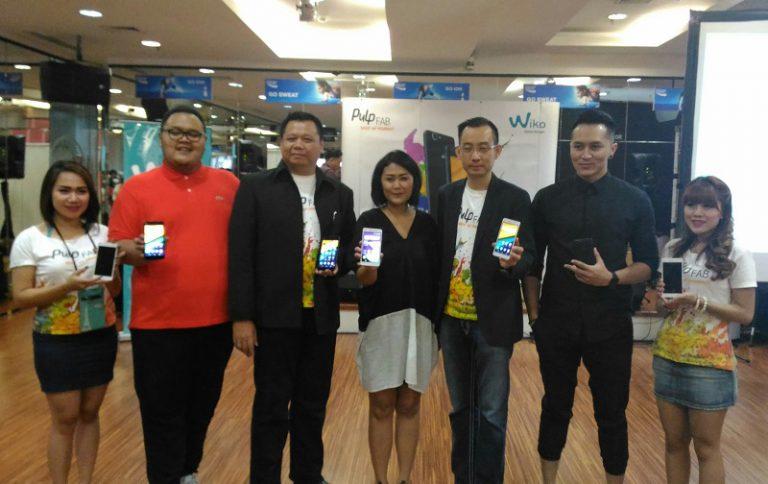 Wiko Mobile Boyong Pulp FAB ke Indonesia, Sayangnya Tidak Dukung 4G