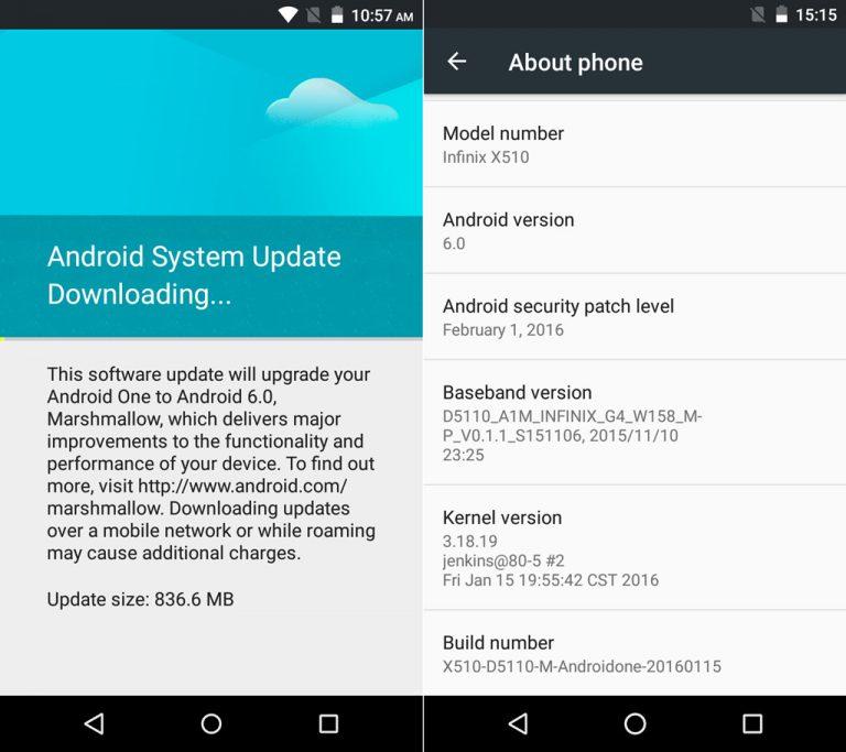 Ini Fitur Baru Android 6.0 Marshmallow yang Bisa Dinikmati Pengguna Infinix Hot 2