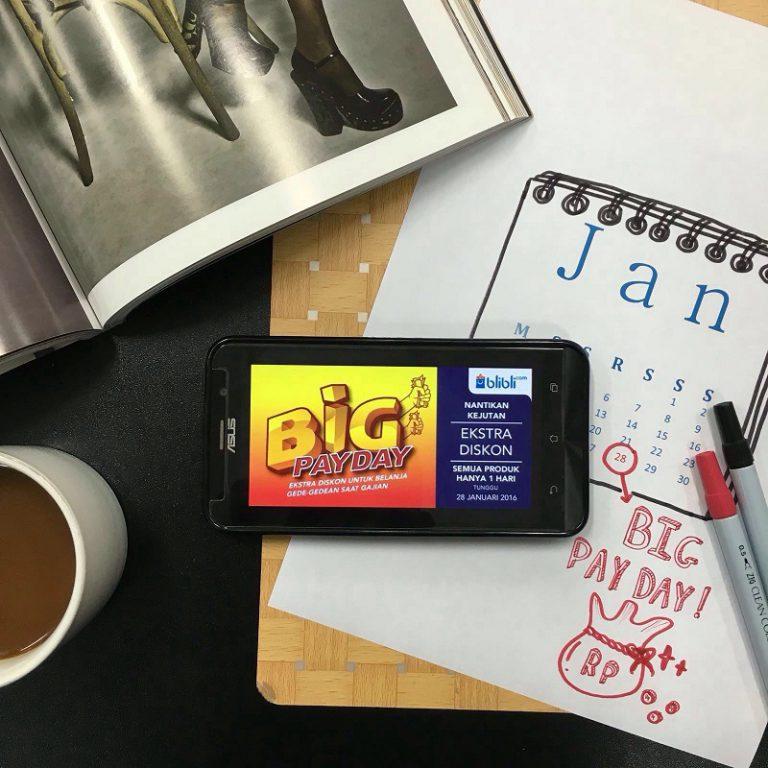 Belanja Bulanan Semakin Mudah Lewat Dua Promo dari Blibli.com