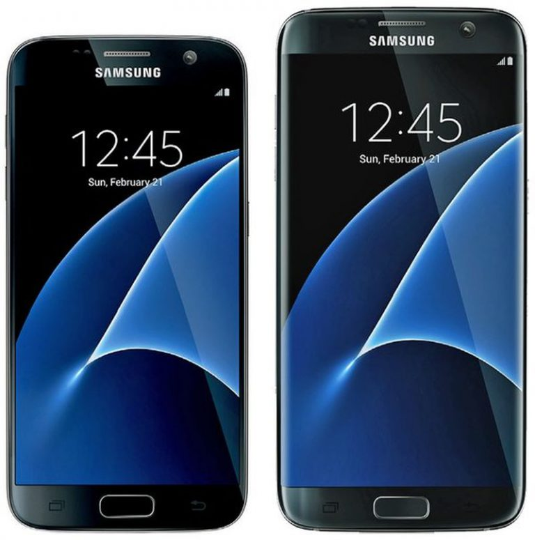 Ini Penampakan Terjelas Samsung Galaxy S7 dan S7 Edge