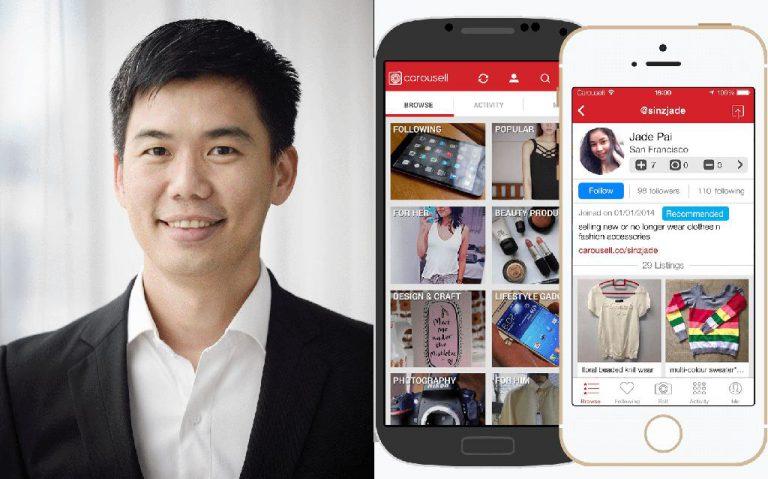 Mantan Petinggi Airbnb Bergabung dengan Mobile Marketplace Carousell