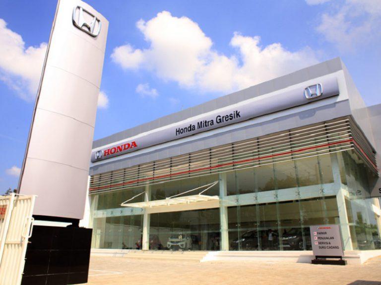 Perluas Jaringan, Honda Buka Showroom Baru di Gresik