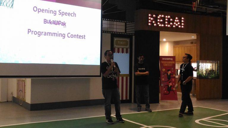 Ajak Mahasiswa Lebih Mengenal Industri Digital, Bukalapak Gelar Programming Contest