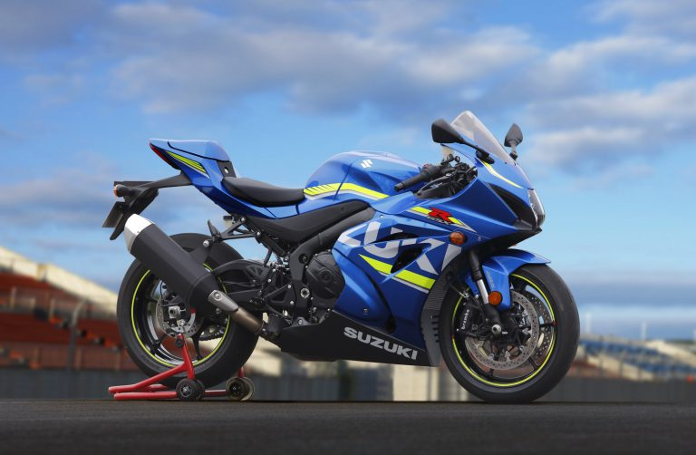 Suzuki Konsep GSX-R1000 Tinggalkan Sistem Kabel Mekanik pada Throtle Body