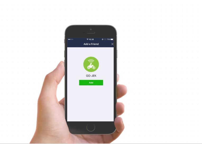 Walaupun LINE Punya Fitur Free Call, untuk Pemesanan GO-JEK Tetap Menggunakan Direct Call