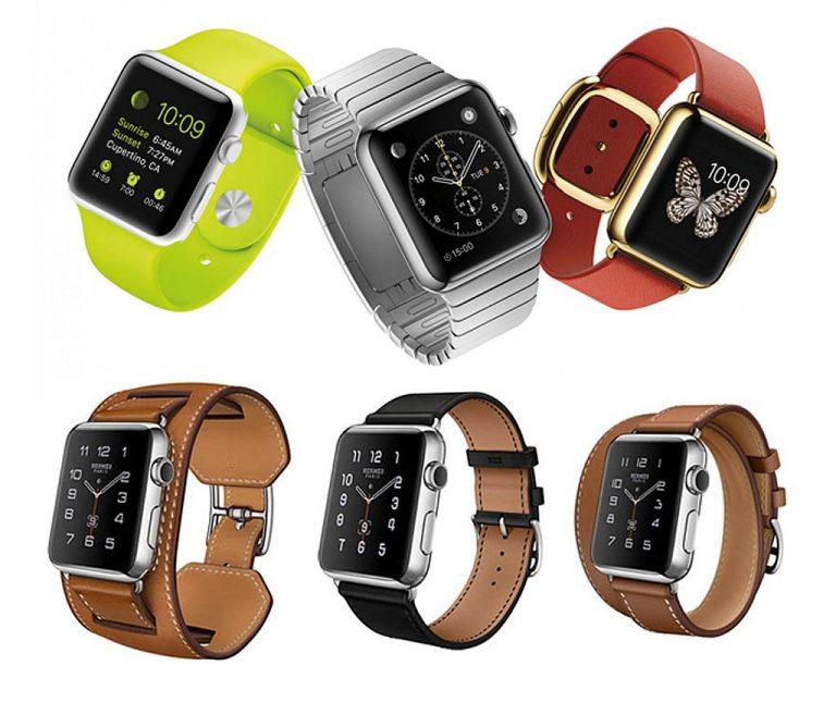 Seperti iPhone, Apple Watch Juga akan Hadir dalam Versi S