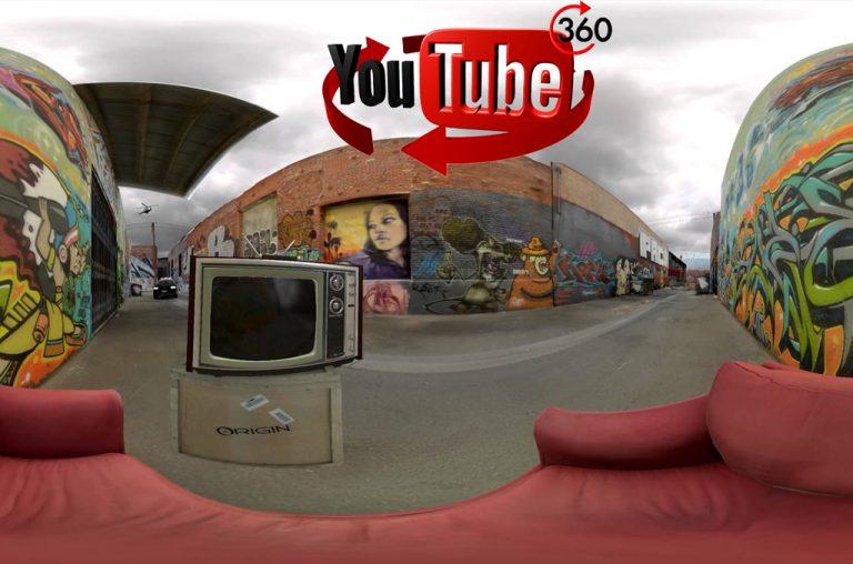 Live Streaming Video 360 Derajat YouTube, Bukti Misi Google Hadirkan Teknologi VR Bagi Semua Orang