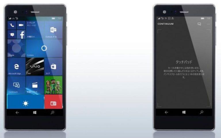 Pilih Smartphone Sony Xperia ataukah Windows Phone VAIO?
